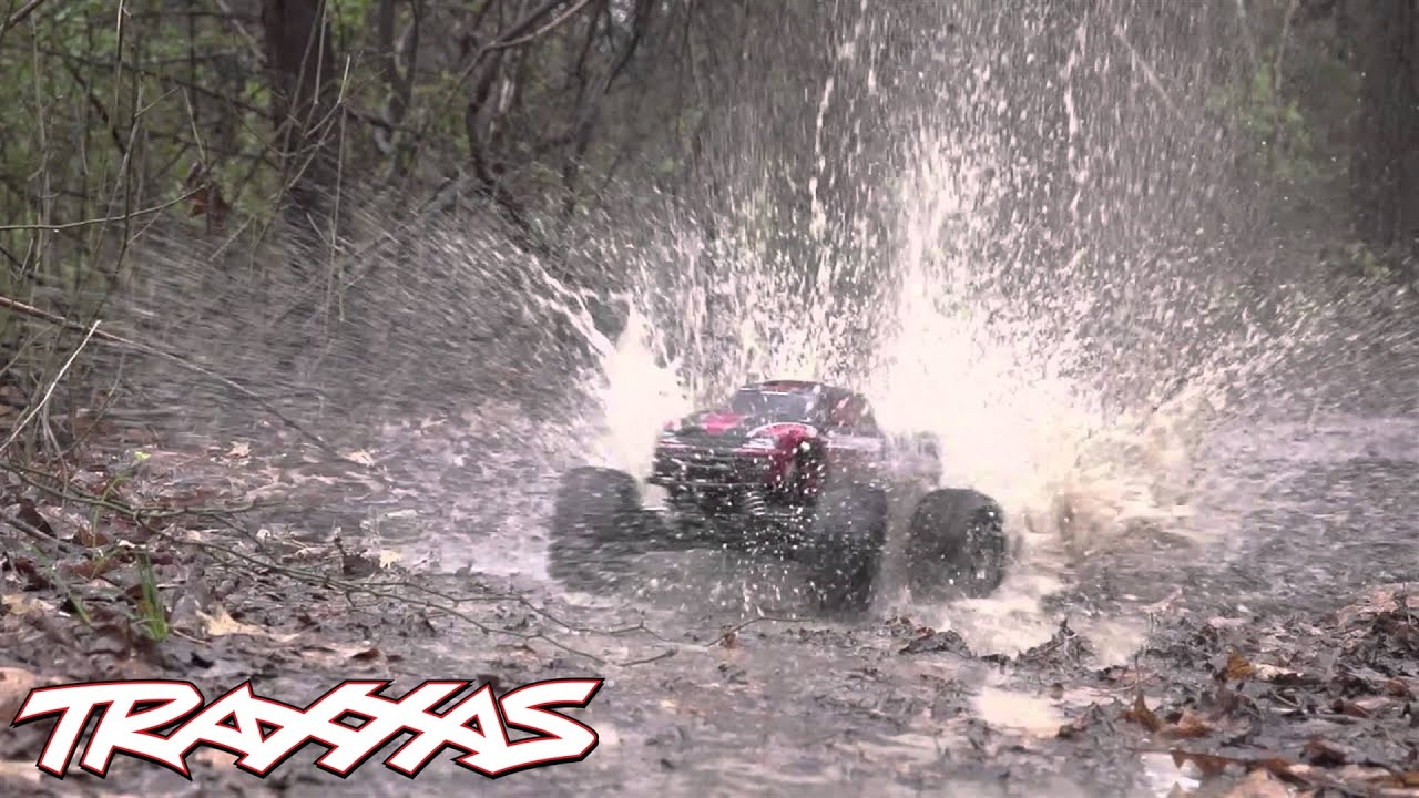 Stampede 4x4 Vxl Forest Frenzy Youtube Thread Press Release And Pics