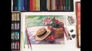 Мастер-класс по пастельной живописи «Летний полдень»