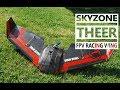 SkyZone Theer - FPV Racing Wing PNP - GoPro Maiden
