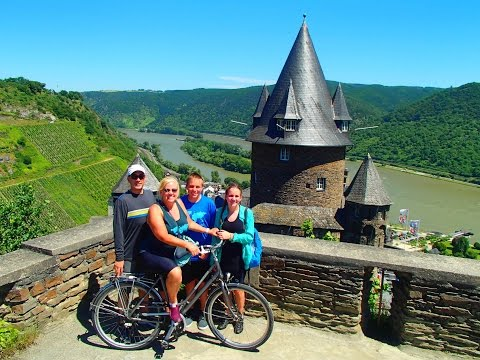 Rhine River Germany Bike Tour with Carpe Mundo
