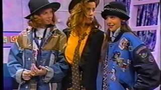 Girl Talk Part 2 - Sarah Michelle Gellar - 1989