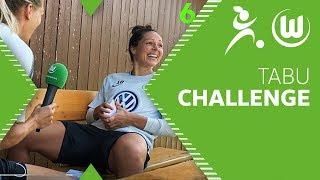 TABU Challenge + Eiskalte BESTRAFUNG   VfL Wolfsburg Frauen