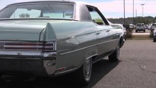 Ben Woessner's 1972 Buick Electra 225 Stillwater Motors Fireball All Buick Show September 14