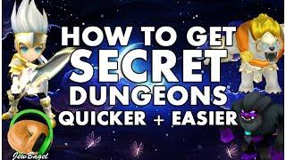 SUMMONERS WAR : How to get secret dungeons quicker + easier