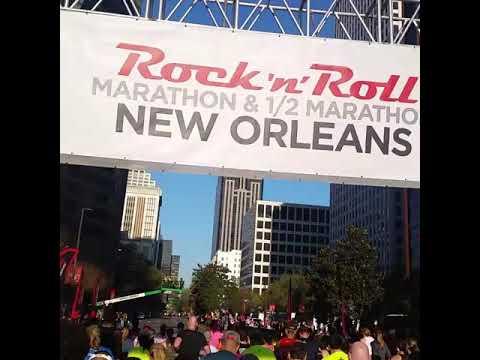 Rock 'n' Roll New Orleans Marathon & 1/2 Marathon - LA, USA