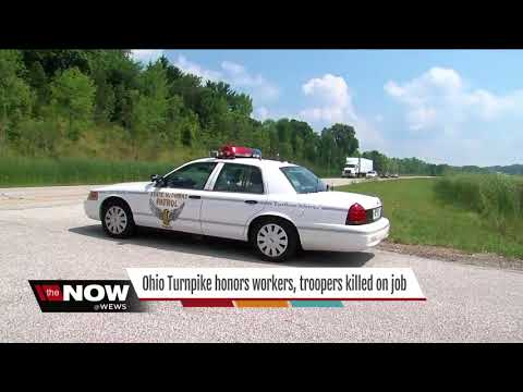 Ohio Turnpike Commission to remember 12 troopers/workers killed in line of duty
