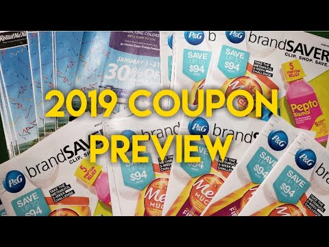 Early Insert Coupon Preview! P&G + Retail Me Not + Shoutouts & Thank You's @ The End!