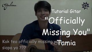 Belajar Akustik Gitar (Officially Missing You - Tamia) Mp3
