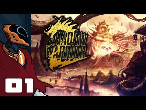 Let's Play Shadow Warrior 2 [Co-Op] - Multiplayer Gameplay Part 1 - 100% Fun