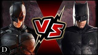 Batman (CHRISTIAN BALE) VS Batman (BEN AFFLECK) | BATTLE ARENA | (RE-UPLOAD)