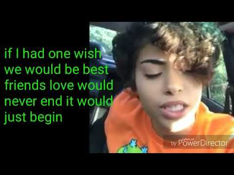 Layton Greene if I had one wish 😍 lyrics