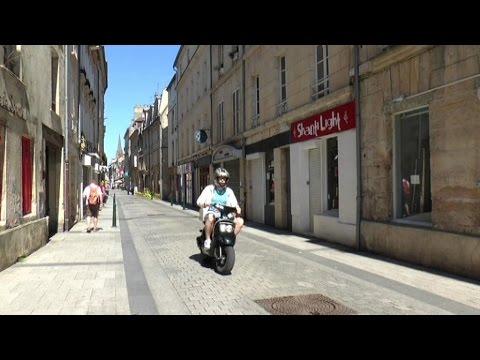 Caen: le centre-ville se meurt