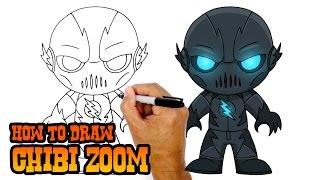 How to Draw Zoom | DC Comics