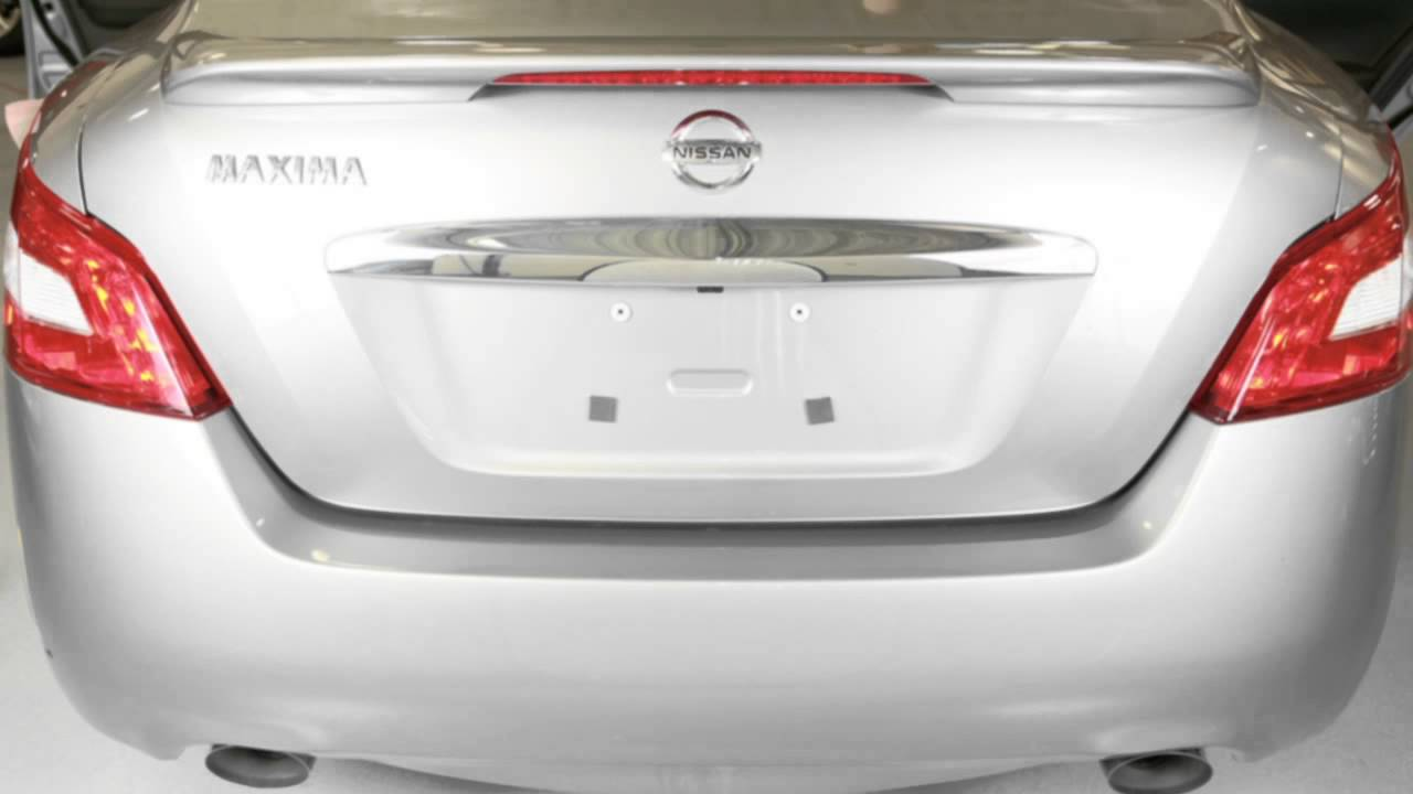 2014 Nissan Maxima Trunk Release Power Cancel Switch