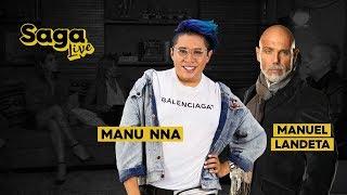Manu Nna y Manuel Landeta en #SagaLive thumbnail