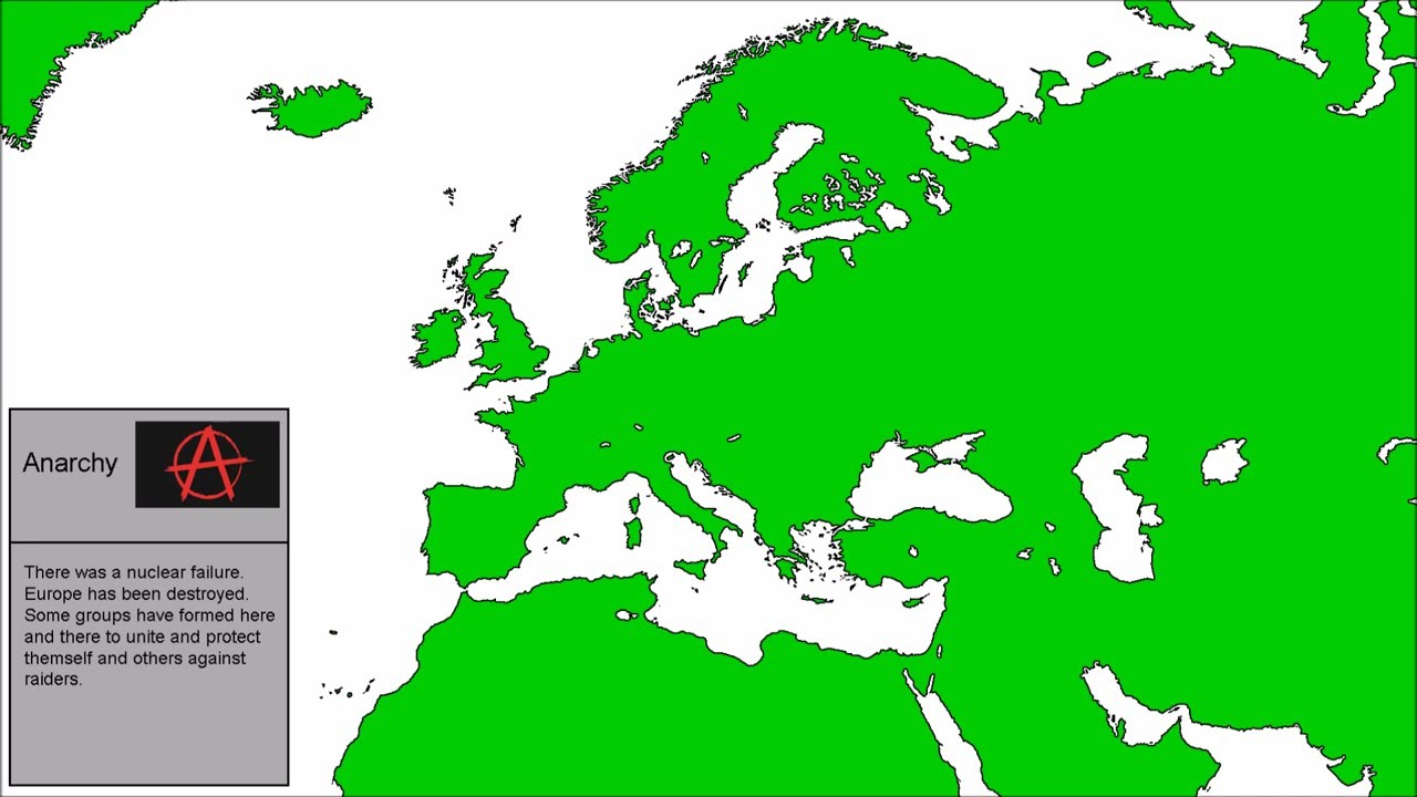 Future Europe Mapping Part 1 The Fallen Word Youtube