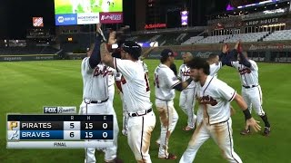 5/23/17: Adams leads the Braves to a 6-5 win