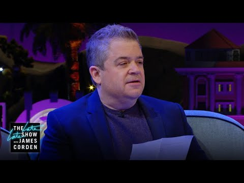 Patton Oswalt Dramatically Reads A Story By His Daughter