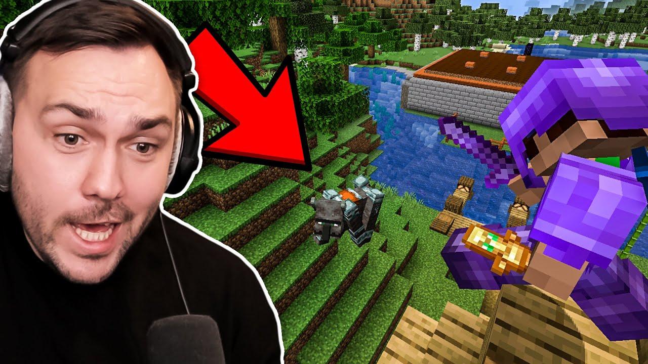 Download Noen Angriper Gården Min!! - Episode 4 (Minecraft Sesong 2)