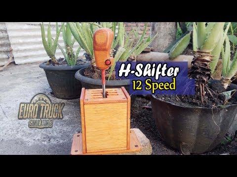Cara Membuat H Shifter 12 Speed Euro Truck Simulator 2