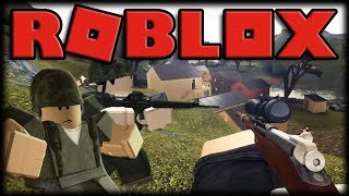 Playing Roblox-Unit 1968: Vietnam-the most realistic Fps of Roblox!!