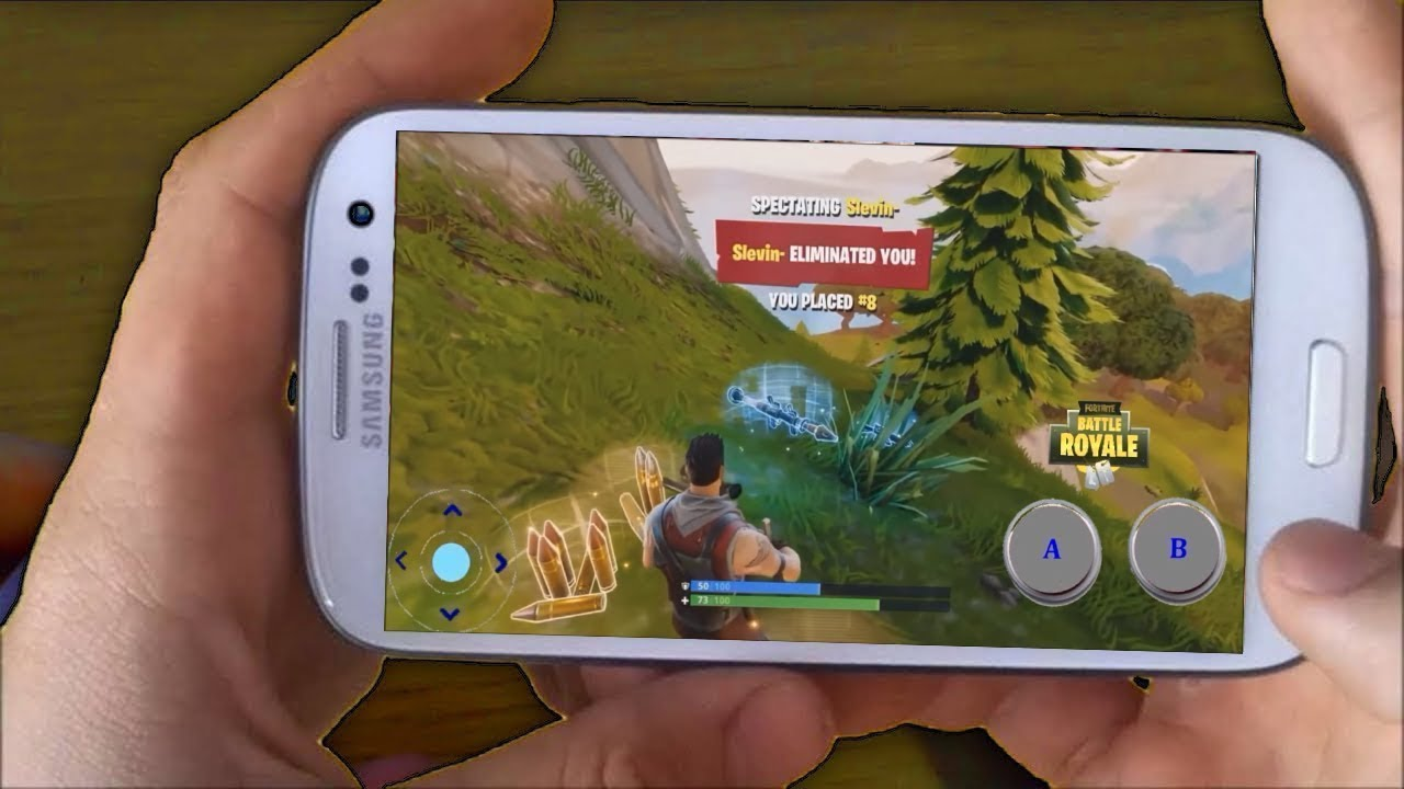[EXCLU] INSTALLER FORTNITE SUR ANDROID [NO FAKE]
