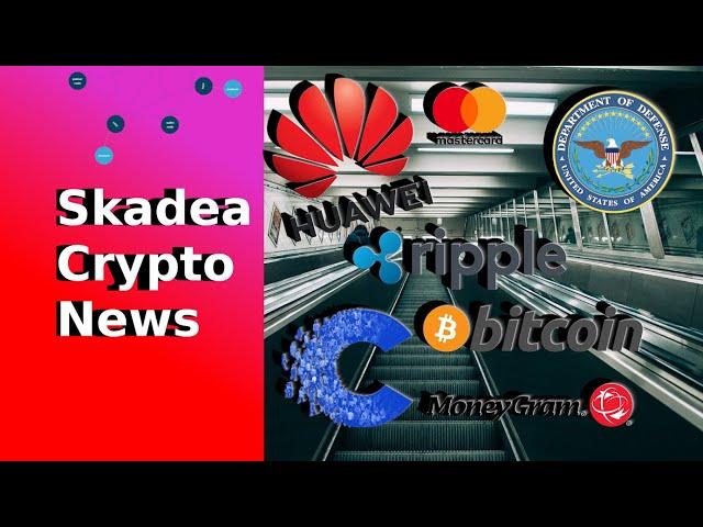 Skadea Crypto News EP01 DeFi Cred Hack, Paypal BTC Integration, Moneygram Ripple Huawei Wallet, CBDC