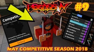 ROBLOX | ASSASSIN: MAY COMPETITIVE SEASON 2018 #9 (STEAMPUNK GAMEPLAY)