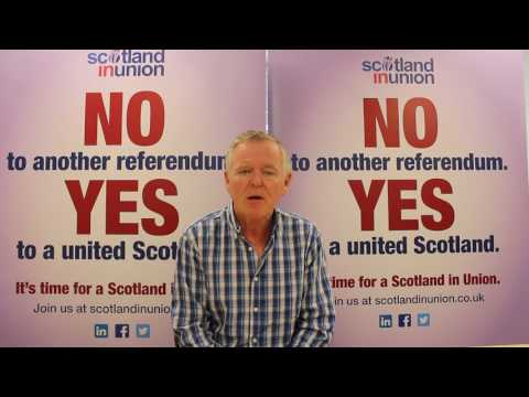 Graeme Pearson on our 'Tell Us Your Story' campaign
