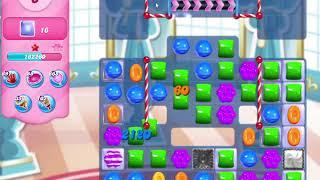Candy Crush Saga Level 3840 No Boosters