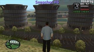 GTA San Andreas - 50 Snapshots Guide