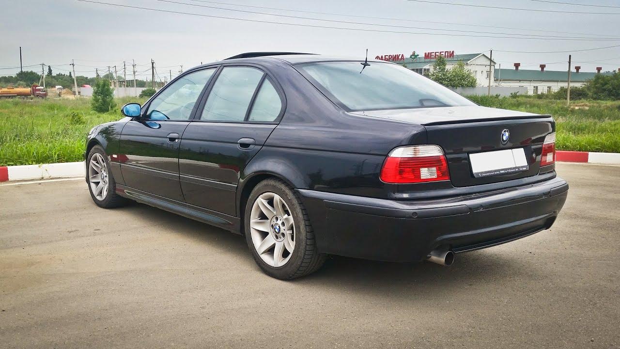 BMW e39 540i. V8(4.4) за 115т.р. История покупки. #1