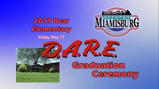 2019 Bear D.A.R.E.Graduation Ceremony