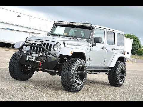 Davis AutoSports 2014 WRANGLER...FULLY BUILT..LIFTED...20X12 WHEELS..NITTO...WINCH...FOR SALE