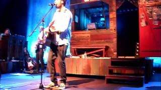 Max Herre- Wolke 7 live in Dortmund (15.10.12)