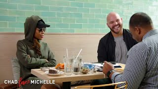 Chad Shares What Jay-Z Told Michelle About Him at a Party | Chad Loves Michelle | OWN