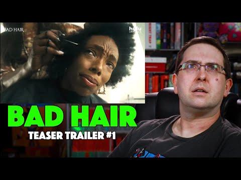 REACTION! Bad Hair Teaser Trailer #1 – Lena Waithe Movie 2020
