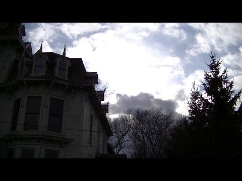 The Haunted Bruce Mansion.. With Living Dead Paranormal