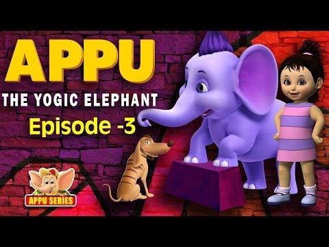 Episode 3: Meet the Royalty (Appu - The Yogic Elephant)