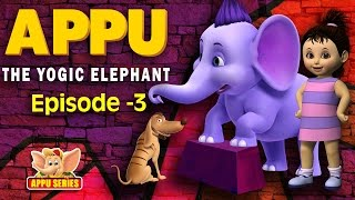 Episode 3: Meet the Royalty (Appu - The Yogic Elephant)