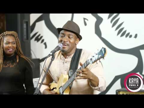 Kunle Ayo performs Ojo Ayo Live and Unppluged On Kaya FM