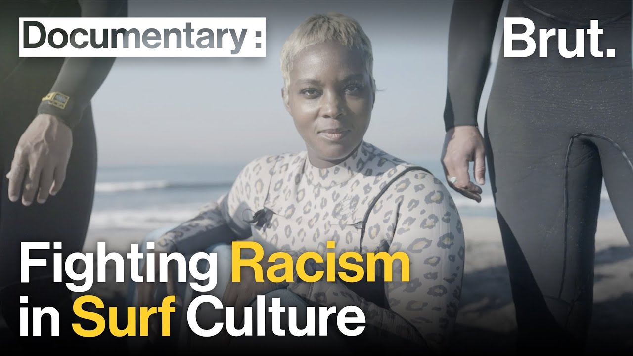 Color the Water: Fighting Racism in Surf Culture