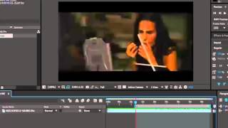 42-Adobe After Effects : Video Kesme