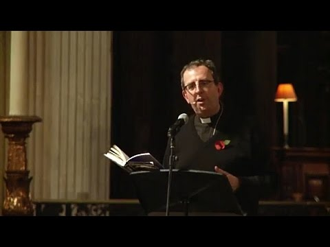 Fathomless Riches - Richard Coles speaks at St Paul's Cathedral