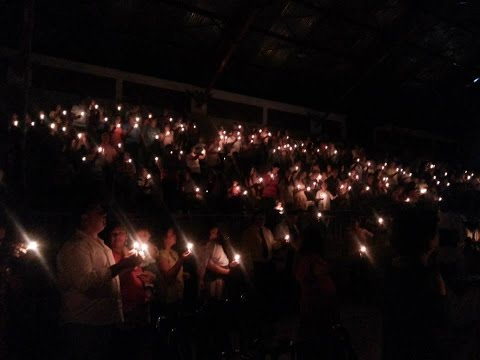 Hanukkah - Festa das Luzes no Ginásio de Esportes de Brodowski