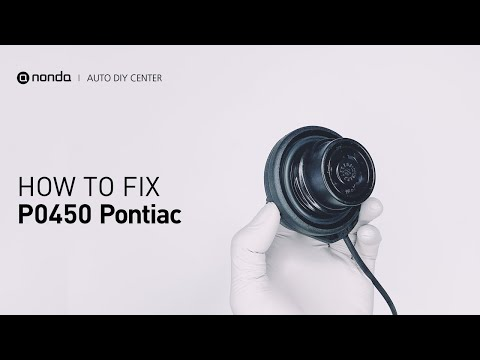 How to Fix PONTIAC P0450 Engine Code in 3 Minutes [2 DIY Methods / Only $4.52]