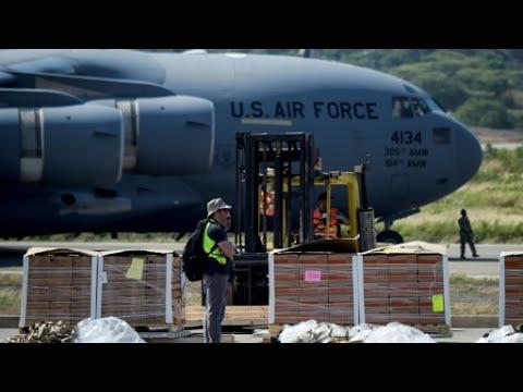 فنزويلا: غوايدو يتجه إلى الحدود الكولومبية لإدخال المساعدات الأمريكية العالقة  - نشر قبل 2 ساعة