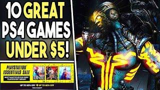 Best Ps4 Games Under 5 Dollars 2019