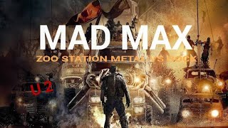 U2 - Where  The Streets Have No Name (Flood Remix) Mad Max