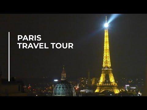 Paris Travel Tour // De la Tour Eiffel à Versailles